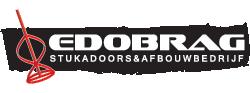 EDOBRAG STUKADOORS LOGO